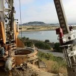 Down-hole Logging: Brisbane, Overlooking San Francisco Bay