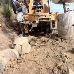Down-Hole logging: Brisbane, Ca