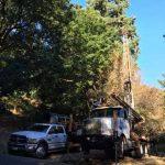 Down-Hole Logging: Portola Valley, Ca