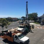 Dana Point, Ca. Downhole logging. Geologic Investigation (1)