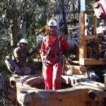 Moorpark, Ca. Downhole Logging. Geologic Investigation