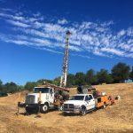 San Ramon, Ca. Downhole Logging. Landslide Investigation